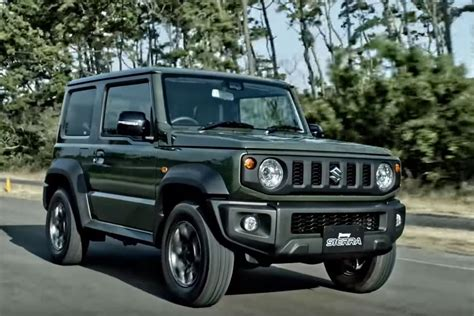 Review Suzuki Jimny by 34 New 2020 Suzuki Jimny Review And Release Date Review