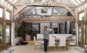 new homes interior design ideas property stunning surrey barn development daily mail