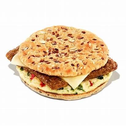 Sandwich Power Breakfast Dunkin Sandwiches Nutrition Menu