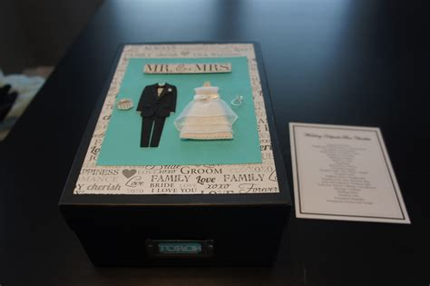 lovelaughter diy wedding keepsake box