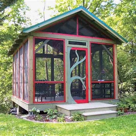 Prefab Front Porch Roof Kits  Joy Studio Design Gallery