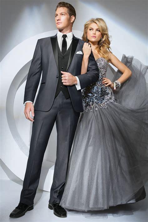 tony bowls grey portofino slim fit tuxedo jims formal wear