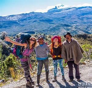 Colombie Lydiane autour du monde