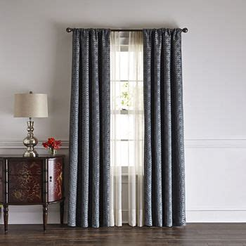 drapes jcpenney clearance blackout curtains drapes for window jcpenney