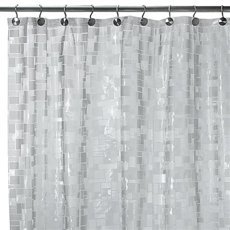 vinyl shower curtain cubes vinyl 70 inch w x 72 inch l shower curtain bed