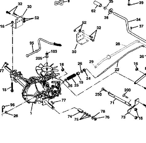 craftsman lt1000 drive belt replacement replacing motion drive belt on craftsman lt1000