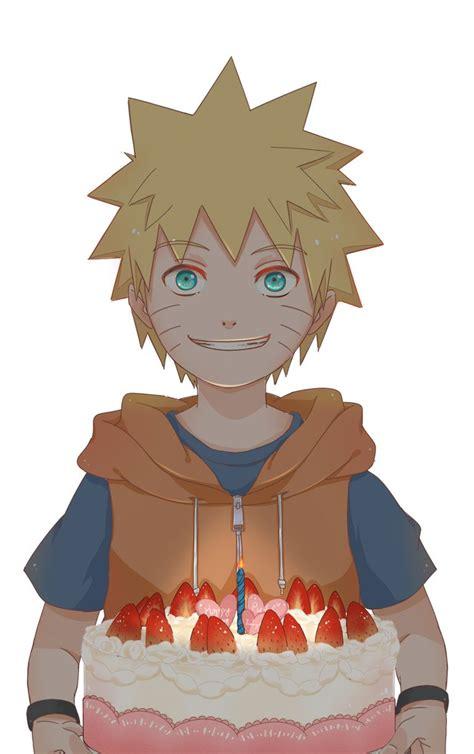 Feliz Cumpleaños Naruto Cumpleaños De Naruto Feliz