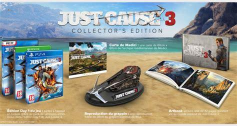 micromania siege social just cause 3 edition collector sur ps4 tous les jeux
