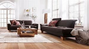 Exklusive Polstermöbel Hersteller : sofa couch kaufen polsterm bel m bel schaumann ~ Indierocktalk.com Haus und Dekorationen