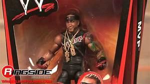 Mvp Wwe Elite Series 9 Mattel Toy Wrestling Action Figure