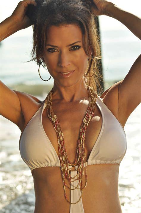 swimfitness karen leblanc actress host spokesperson