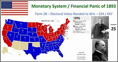Election 1900 1896 States Results United Pioneer