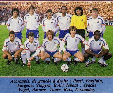 soccer nostalgia international season 1987 88 part 2 september 1987