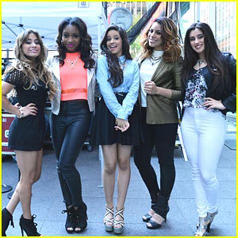 Fifth Harmony Fox Friends Performance Pics Ally