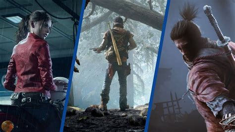 Push Square Readers' Top 10 Most Anticipated Ps4 Games Of