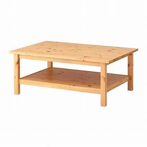 Ikea Table Basse : hemnes table basse brun clair ikea ~ Teatrodelosmanantiales.com Idées de Décoration
