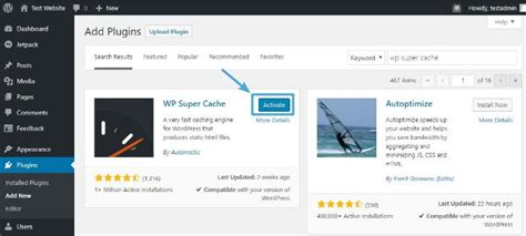 Wp Super Cache Made Easy A Stepbystep Guide To Speeding Up Your Site • Smart Blogger