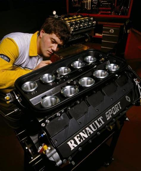 Renault, 40 Ans En Formule 1  Les Années V6 Turbo (1977