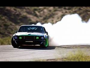 American muscle cars best drifts - YouTube
