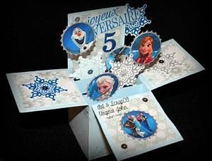 Joyeux Anniversaire Reine Des Neiges : un bon anniversaire lou en pop up reine des neiges ~ Melissatoandfro.com Idées de Décoration