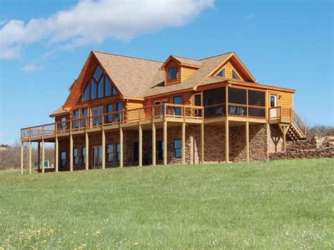 blue ridge log cabins