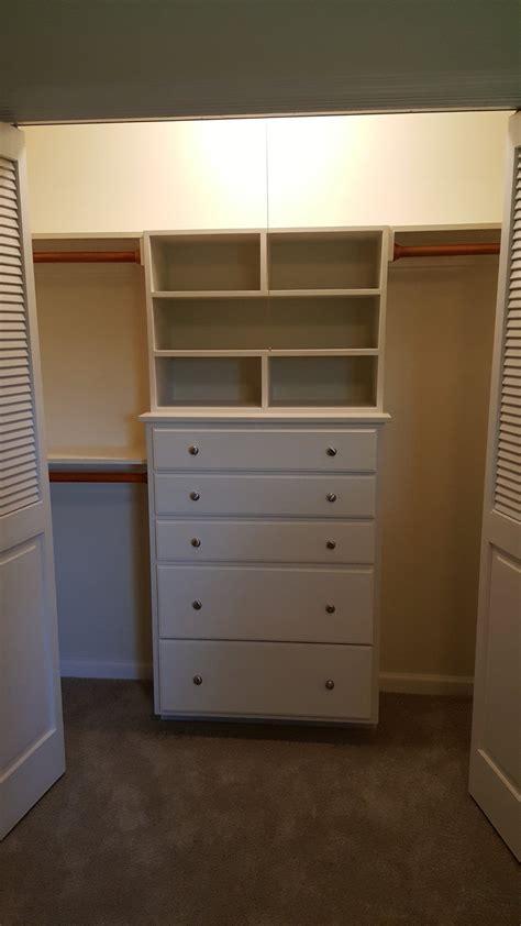 custom closet built ins by j b price woodworking