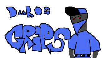 Crips Bloods Gang Signs