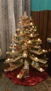 Type Of Christmas Tree Decorations by Top 20 Pallet Christmas Tree Designs To Pursue