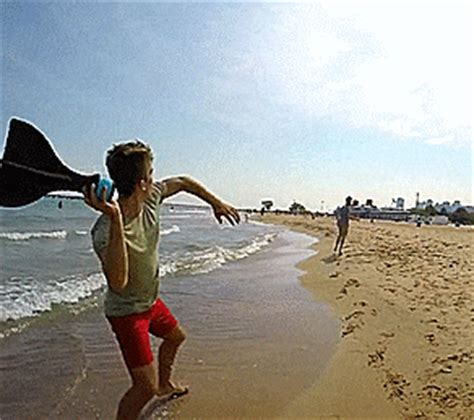 aer  easy gopro aerial shots  throwing    football