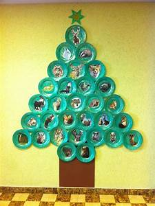 Basteln Kinder Weihnachten : pappteller weihnachtsbaum bastelideen weihnachten pinterest kinder ~ Frokenaadalensverden.com Haus und Dekorationen