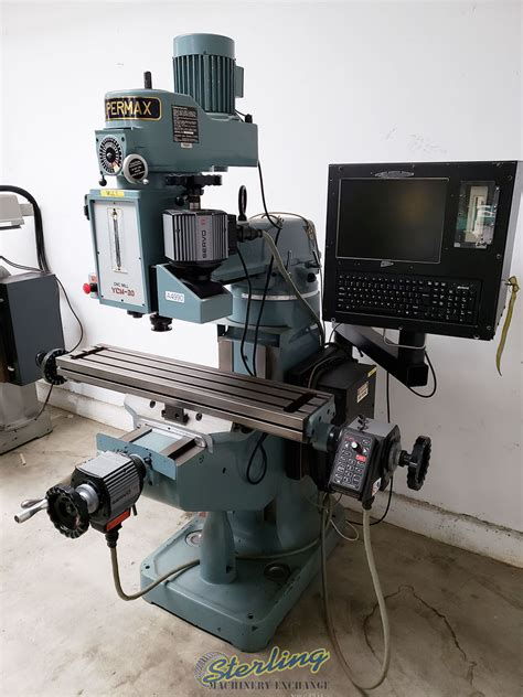 supermax cnc vertical milling machine vertical