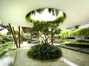Minimalist, Garden, And, Landscape, Design, Ideas