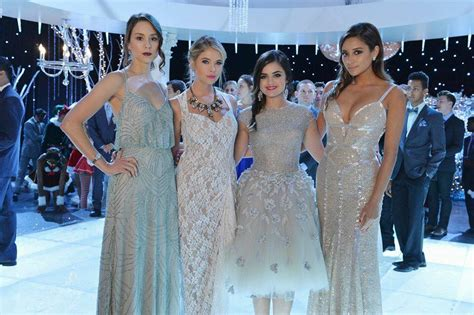 Pretty Little Liars 2014 Special by Pretty Little Liars Recap How The A Stole Christmas