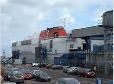 Stena Line Ferry Terminal, Belfast © JThomas ccbysa20