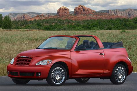 Are Chrysler Pt Cruisers Cars by Chrysler Pt Cruiser Convertible Top 10 Worst Cars