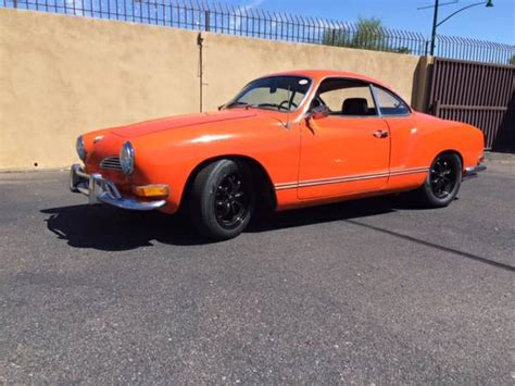 1971 Karmann Ghia Coupe For Sale   Buy Classic Volks