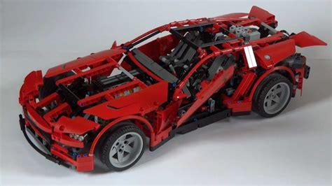 technic car technic 8070 motorized super car extra power