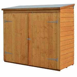 buy rowlinson minist mini store lockable wooden outdoor With cheap outside storage units
