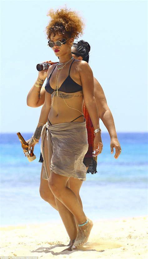 rihanna   bikini   thefappening