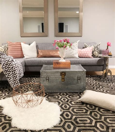 3 Modern Apartments With Chic Rooms For The by Chic Design Modern Boho Basement Small Apartment
