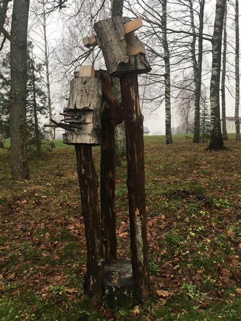 Koku skulptūru dārzs - Visit Priekuļi