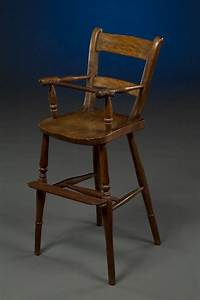 Antique high chair for Antique high chairs