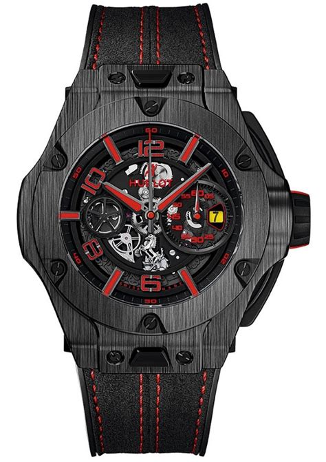 Shop all watches, sunglasses, & accessories from mvmt™ today. Limited Edition: Hublot Big Bang Ferrari Unico Carbon 45mm Watch - 402.QU.0113.WR