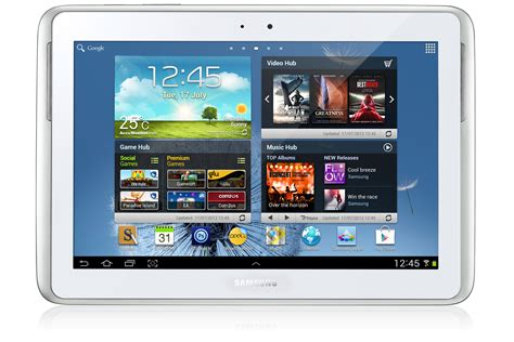 samsung galaxy note  wi fi tablet white