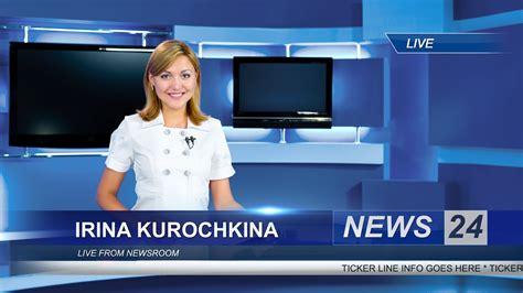 Broadcast News Package By 3uma