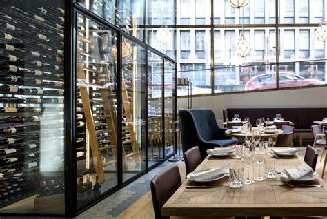 Bronda Restaurant Decor Inspired By Scandinavian Sea Coast
