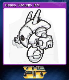 We did not find results for: Sword of the Stars: The Pit - Heavy Security Bot | Steam Trading Cards Wiki | FANDOM powered by ...