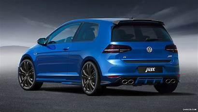 Golf Vw Abt Vii Wallpapers Volkswagen Rear