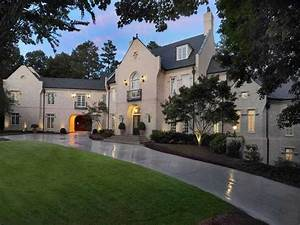 Mansions in Buckhead Atlanta Georgia | Atlanta Mansions ...