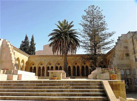 reflections and travels with don ronaldo and don miho church of the pater noster in the holy land